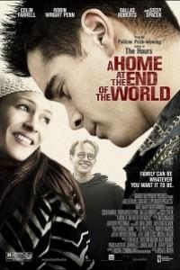 Caratula, cartel, poster o portada de Una casa en el fin del mundo