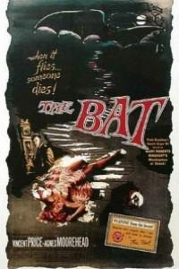 Caratula, cartel, poster o portada de Las garras del murciélago
