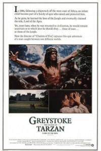 Caratula, cartel, poster o portada de Greystoke, la leyenda de Tarzán