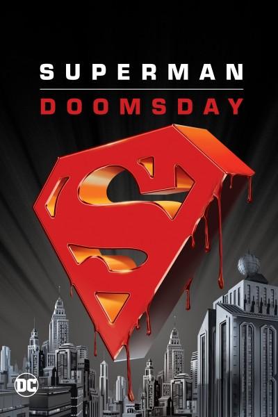 Caratula, cartel, poster o portada de La muerte de Superman (Superman: Doomsday)