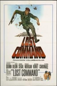 Caratula, cartel, poster o portada de Mando perdido (Los centuriones)