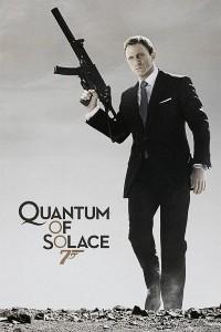 Caratula, cartel, poster o portada de Quantum of Solace