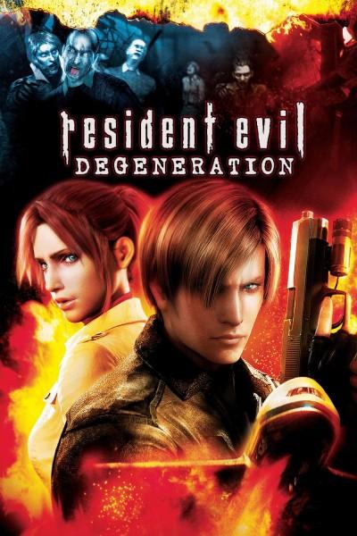 Caratula, cartel, poster o portada de Resident Evil: Degeneración