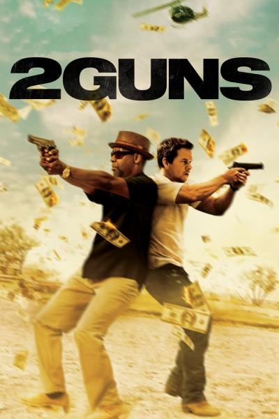 Caratula, cartel, poster o portada de 2 Guns