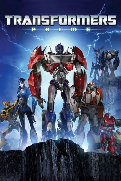 Caratula, cartel, poster o portada de Transformers: Prime