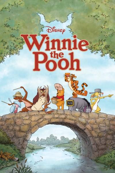 Caratula, cartel, poster o portada de Winnie the Pooh
