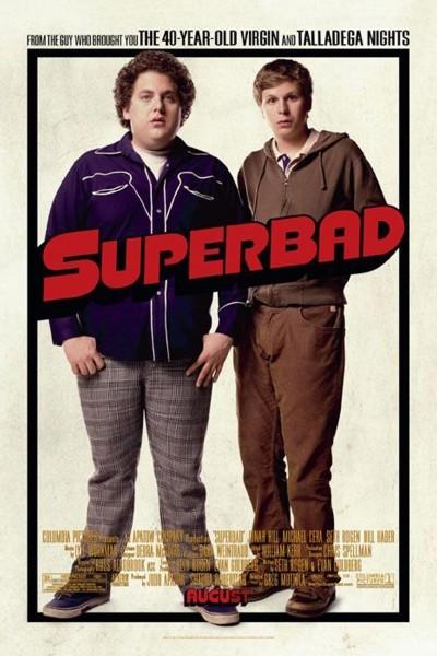 Caratula, cartel, poster o portada de Supersalidos