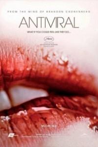 Caratula, cartel, poster o portada de Antiviral