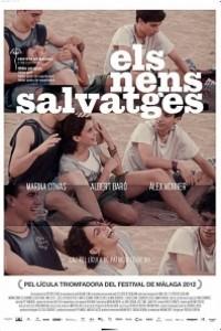 Caratula, cartel, poster o portada de Los niños salvajes