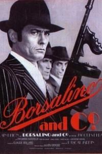 Caratula, cartel, poster o portada de Borsalino & Cía.