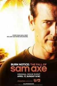 Caratula, cartel, poster o portada de Burn Notice: The Fall of Sam Axe