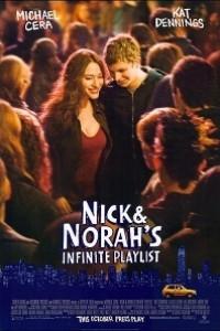 Caratula, cartel, poster o portada de Nick y Norah, una noche de música y amor