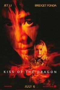 Caratula, cartel, poster o portada de El beso del dragón