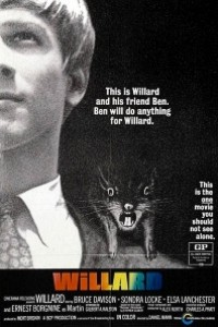 Caratula, cartel, poster o portada de La revolución de las ratas (Willard)