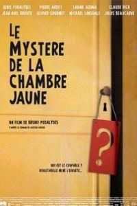 Caratula, cartel, poster o portada de El misterio del cuarto amarillo