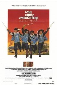 Caratula, cartel, poster o portada de Los cuatro mosqueteros