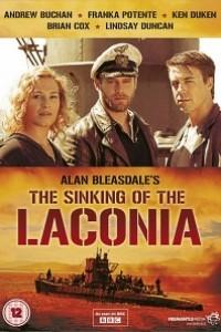 Caratula, cartel, poster o portada de Laconia, el hundimiento