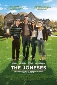 Caratula, cartel, poster o portada de La familia Jones