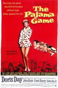 Caratula, cartel, poster o portada de Juego de pijamas