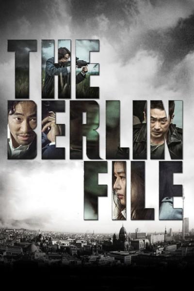 Caratula, cartel, poster o portada de The Berlin File