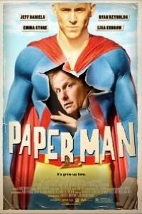 Caratula, cartel, poster o portada de Paper Man