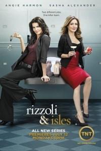 Caratula, cartel, poster o portada de Rizzoli & Isles