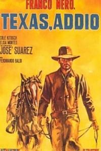 Caratula, cartel, poster o portada de Adiós Texas