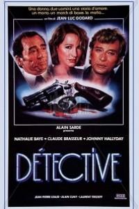 Caratula, cartel, poster o portada de Detective