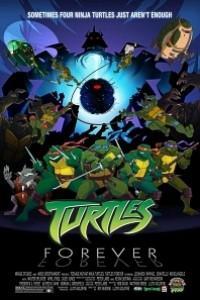 Caratula, cartel, poster o portada de Las Tortugas Ninja: Turtles Forever