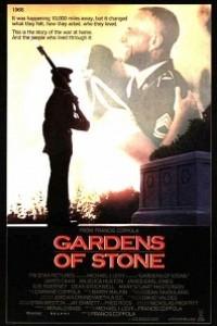 Caratula, cartel, poster o portada de Jardines de piedra