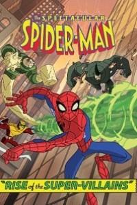Caratula, cartel, poster o portada de El espectacular Spider-Man
