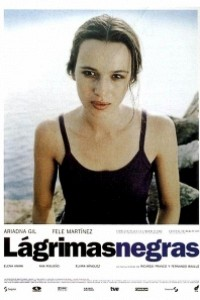 Caratula, cartel, poster o portada de Lágrimas negras
