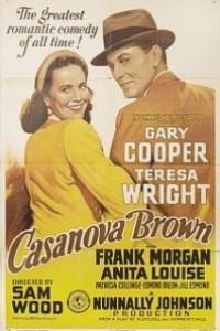 Caratula, cartel, poster o portada de Casanova Brown