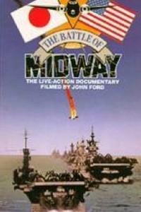 Caratula, cartel, poster o portada de La batalla de Midway