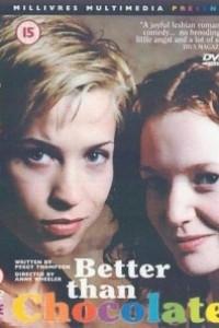 Caratula, cartel, poster o portada de Mejor que el chocolate (Better Than Chocolate)