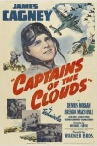 Caratula, cartel, poster o portada de Capitanes de las nubes
