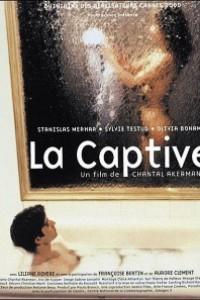 Caratula, cartel, poster o portada de La cautiva