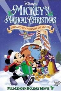 Caratula, cartel, poster o portada de La navidad mágica de Mickey
