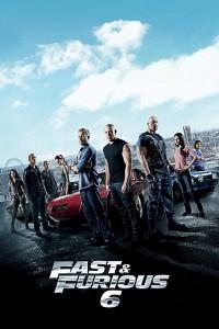 Caratula, cartel, poster o portada de Fast & Furious 6 (A todo gas 6)