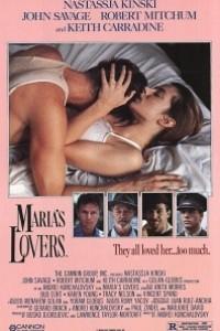 Caratula, cartel, poster o portada de Los amantes de María