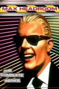 Caratula, cartel, poster o portada de Max Headroom, el hombre de la pantalla