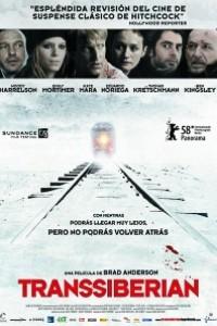 Caratula, cartel, poster o portada de Transsiberian
