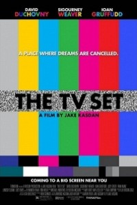 Caratula, cartel, poster o portada de The TV Set