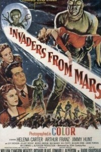 Caratula, cartel, poster o portada de Invasores de Marte