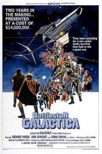 Caratula, cartel, poster o portada de Galáctica, el Universo en Guerra