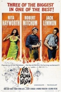 Caratula, cartel, poster o portada de Fuego escondido