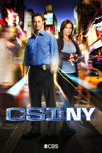 Caratula, cartel, poster o portada de CSI: Nueva York