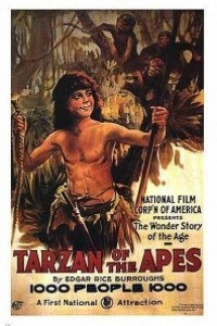 Caratula, cartel, poster o portada de Tarzán de los monos