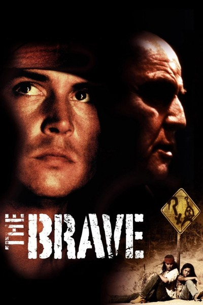 Caratula, cartel, poster o portada de The Brave