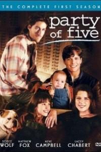 Caratula, cartel, poster o portada de Cinco en familia